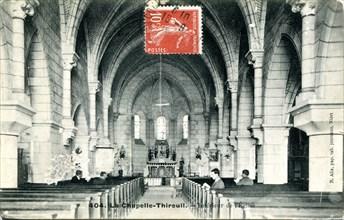 La Chapelle-Thireuil