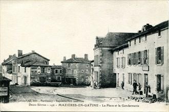 Mazieres-En-Gatine