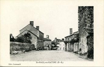 Saint-Paul-En-Gatine