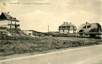 Belgique-Coq-Sur-Mer