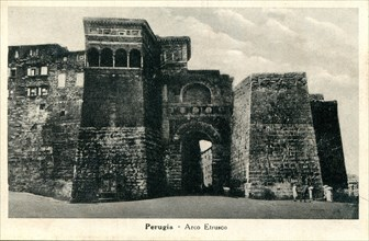 Italie-Perouse
