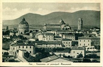 Italie-Pise