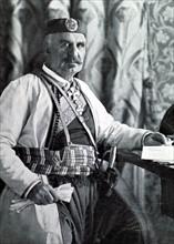 Portrait du roi de Monténégro (1912)