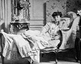 Portrait de la comtesse de Noailles (1905)