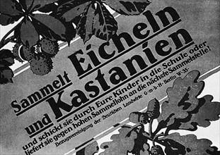 Allemagne Opération caritative