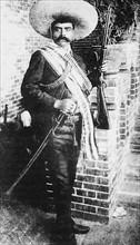 Emiliano Zapata, révolutionnaire contre la dictature de Profirio Diaz