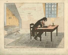 Livre pour enfant : Napoléon Bonaparte à l'étude du droit à Valence