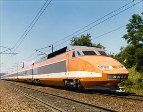 TGV Sud-Est, 1981