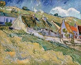 Van Gogh, Les chaumières