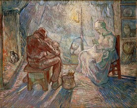 Van Gogh, La veillée