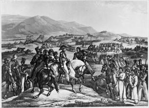 La Bataille de Maipu