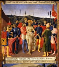 Fra Angelico, Le Christ dépouillé de ses vêtements