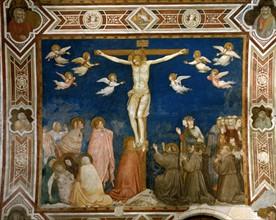 Giotto, La Crucifixion