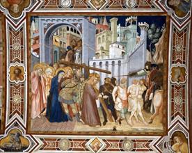 Lorenzetti, La Montée au Calvaire