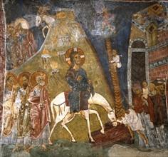 L'entrée du Christ à Jérusalem