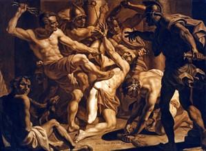 Prinetti, La Flagellation du Christ