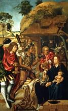 Grao Vasco, L'Adoration des Mages
