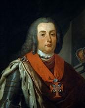 Portrait de José 1er Emmanuel de Braganca