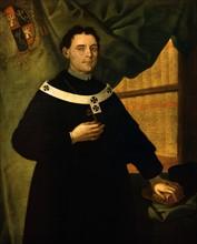Portrait de Manuel do Cenaculo