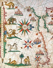 Atlas Nautique de la mer Méditerranée