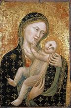 Vierge et l'Enfant