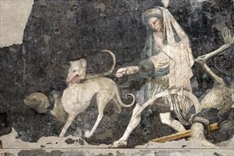 Le Triomphe de la Mort (détail)