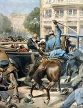 L'assassinat du roi de Yougoslavie à Marseille le 9 octobre 1934