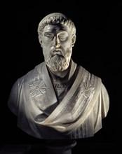 Bertel Thorvaldsen, Buste de saint Apollinaire