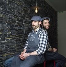 2 des 3 fondateurs des restaurants Big Fernand