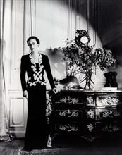 Portrait de Wallis Simpson