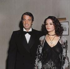 Jean-Paul Belmondo, Laura Antonelli