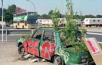Wartburg Vehicle