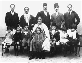Habib Bourguiba vers 1908