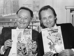 René Goscinny et Albert Uderzo