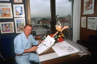 Albert Uderzo, 1988