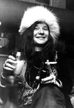 Janis Joplin, 1969.