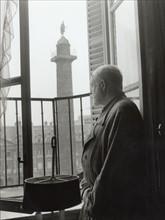Ernest Hemingway, à Paris (14 septembre 1956)