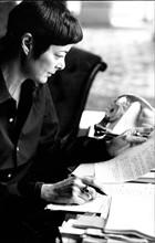 Annabel Buffet à Saint-Tropez, 1967