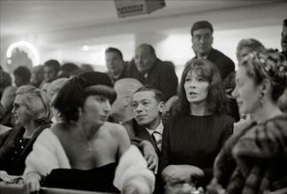 Juliette Gréco et Henri Salvador (1962)