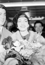 Maria Callas, 1958