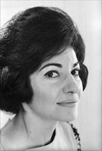 Maria Callas, 1962