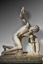 Un Gladiateur blessé