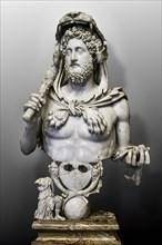 Buste de l'empereur Commode