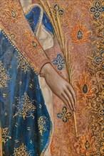 """Veneziano, """"Polyptyque aux Saints"""""""