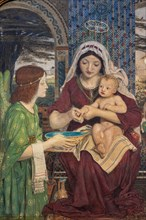 """Brown, """"Our Lady of Good Children"""""""