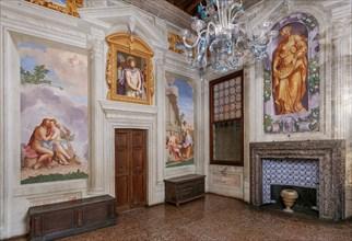 Fanzolo, Villa Emo