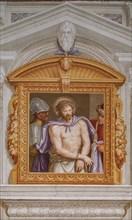 Fanzolo, Villa Emo, the Io room