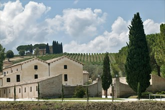 Winery Scacciadiavoli in Cantinone locality