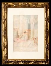 """Giovanni Muzzioli (1854-1894), """"Nuptial Dance"""""""