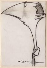 "Casimiro Jodi (1886-1948), "" A Man wearing a Tie"""